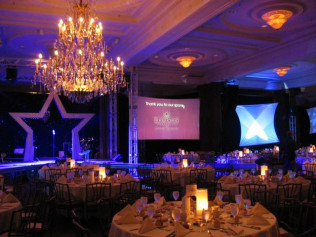 Barrymore Awards, Crystal Ballroom, Philadelphia