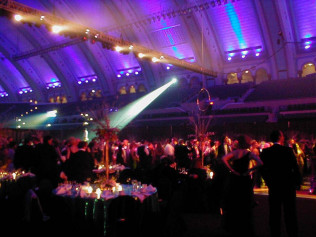 AtlantiCare Gala, Atlantic City Boardwalk Hall