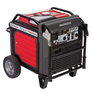 Honda Generator FI EU 7000is