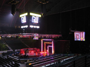MMA Event, Atlantic City Boardwalk Hall