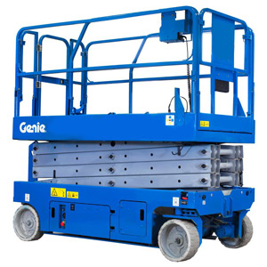 Upright Scissor Lift MX19
