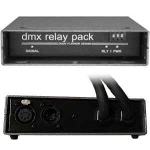 Fleenor DMX Relay 20amp