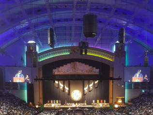 Stockton Graduation, Atlantic City Boardwalk Hall