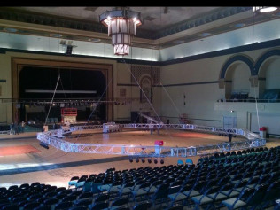 Boardwalk Hall Ballroom, Atlantic City, NJ